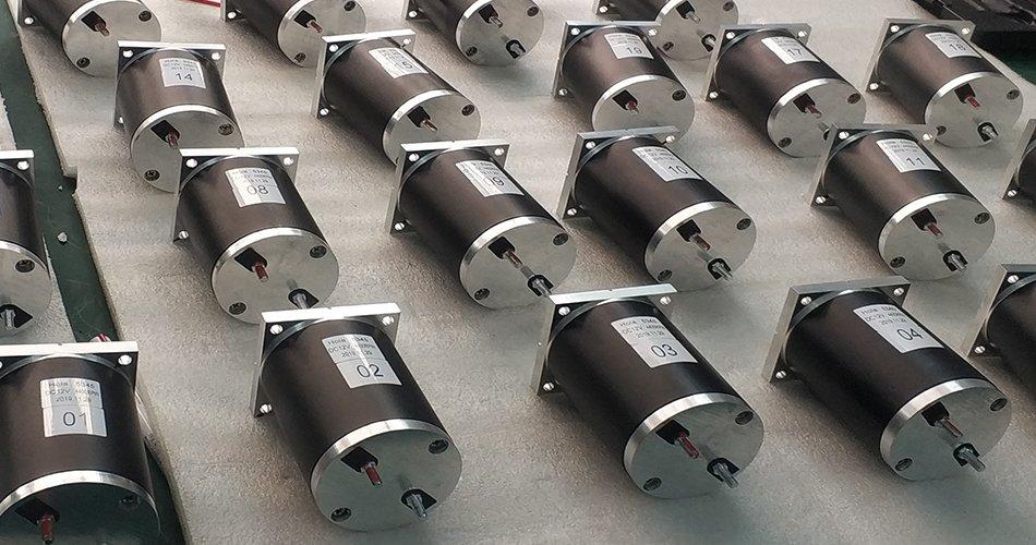 heavy duty DC motors