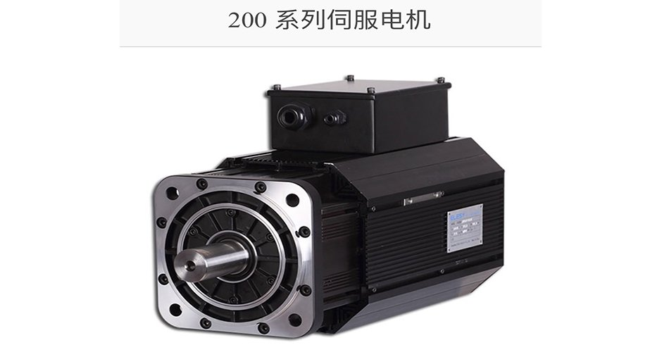 precision servo motors
