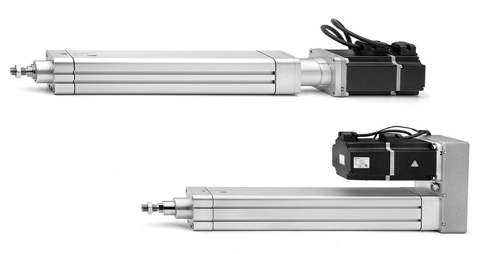 high precision electric cylinders