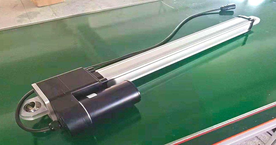 heavy load linear actuators